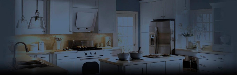 Классические кухонные <b>вытяжки MAUNFELD</b>